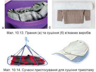 Оздоблення в язаних виробів і догляд за ними » mozok.click 85124ccfad8e5